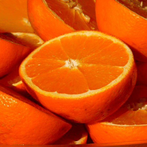 Pure Orange Essential Oil