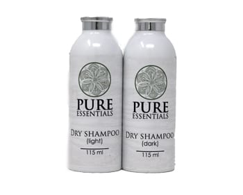 Dry Shampoo for Dark and Light Hair