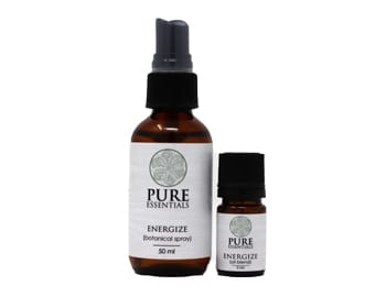 EDnerrgize Essential Oil Blend and Botanical Spray