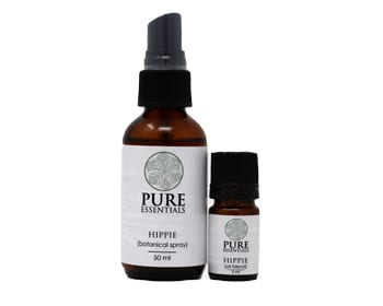 Hippie Essential Oil Blend and Botanical Spray